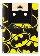 """Обложка на паспорт виниловая """"Batman"""" (Бэтман)"""