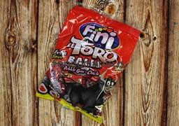 Жевательная резинка Fini el toro balls (со вкусом клубники)