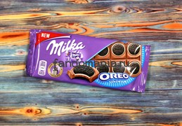 "Шоколад ""Milka oreo sandwich"""