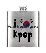 """Фляга """"K-pop"""""""