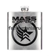"""Фляга """"МассЭффект"""" (Mass Effect)"""