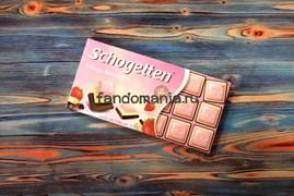 "Шоколад ""Schogetten Trilogia Strawberry"""