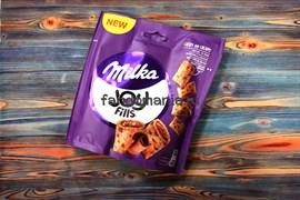 Подушечки Milka с шоколадной начинкой