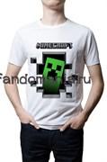 "Футболка ""Крипер"" (Minecraft)"