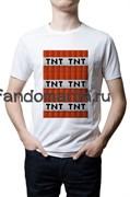 "Футболка ""TNT"" (Minecraft)"