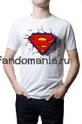 "Футболка ""Супермен"" (Superman)"