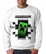"""Свитшот """"Майнкрафт"""" (Minecraft)"""