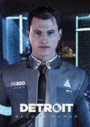 """Постер """"Детройт - стать человеком"""" (Detroit - become human)"""