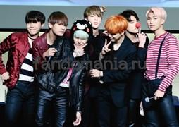 "Постер ""BTS"" (K-pop)"