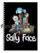 "Блокнот ""Салли Фейс"" (Sally Face)"