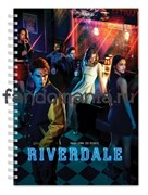 """Блокнот """"Ривердейл"""" (Riverdale)"""