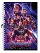 """Блокнот """"Мстители. Финал"""" Marvel"""