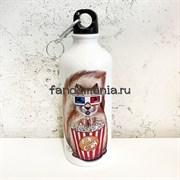 Белка киноман| Бутылка для воды