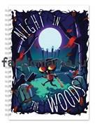 "Блокнот ""Ночь в лесах"" (Night in the woods)"