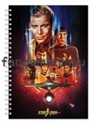 "Блокнот ""Стар трек"" (Star Trek)"