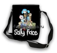 """Сумка с клапаном """"Sally Face"""""""
