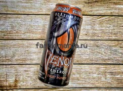Venom Death Adder Energy Drink| Напиток безалкогольный газированный