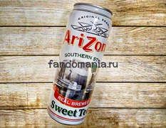 Холодный чай Arizona (сладкий чай)