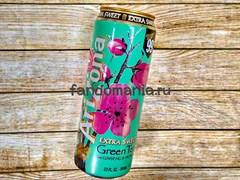 Холодный чай Arizona (зеленый экстра сладкий)