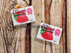 Жевательная резинка Marukawa Strawberry