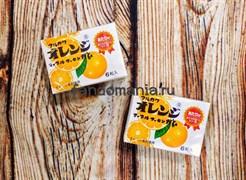 Жевательная резинка Marukawa Orange