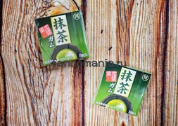 Жевательная резинка Marukawa matcha tea