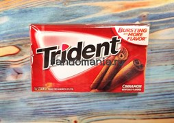 Жевательная резинка Trident Cinnamon