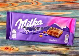 "Шоколад ""Milka-confetti"""