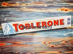 Шоколадный батончик TOBLERONE WHITE