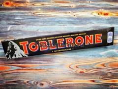 Шоколадный батончик TOBLERONE DARK
