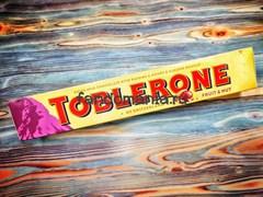 Шоколадный батончик TOBLERONE FRUIT AND NUT