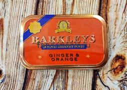 Леденцы Barkleys (апельсин и имбирь)