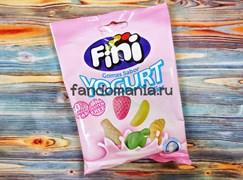 Жевательные конфеты Fini фрукты в йогурте