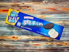 """Печенье шоколадное """"Oreo"""" со вкусом торта"""