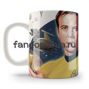 "Кружка ""Стартрек"" (Star Trek)"