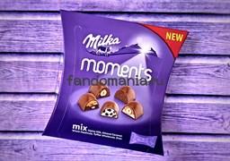 Шоколадные конфеты Milka Moments Mix