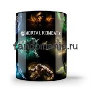 """Кружка """"Mortal Kombat X"""""""