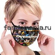 """Маска тканевая """"Overwatch"""""""