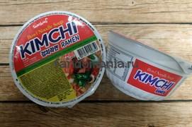 "Лапша со вкусом кимчи ""Bowl noodle soup. Кimchi ramen"" (Корея)"