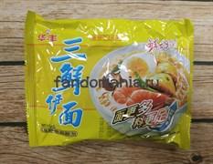 Лапша Huafeng с креветками (Китай)