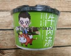 """Говяжий суп с вермишелью """"Beef soup"""" (Китай)"""