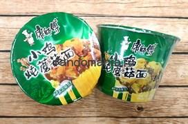 Лапша в стакане курица с грибами (Китай)