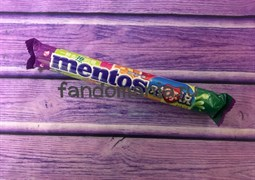Жевательные конфеты Mentos с мультифруктовым вкусом (Китай)