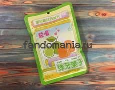 Фруктовая помадка TAN YA GUO ZI  со вкусом лайма (Китай)