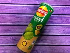 Чипсы Lay's со вкусом авокадо и сладкой горчицы