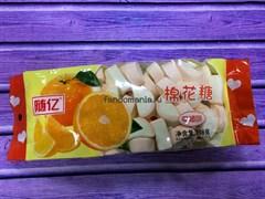 Маршмеллоу апельсин (Китай)