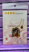 """Закладка для книги """"Хуа Чэн"""" (Благословение небожителей)"""