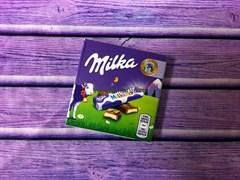 """Шоколад """"Milka milkinis"""""""