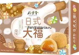 Моти с начинкой из арахиса (Тайвань)