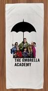 "Полотенце ""Академия Амбрелла"" (Umbrella Academy)"